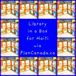 library collage