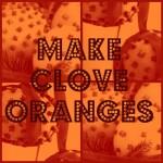 make clove oranges