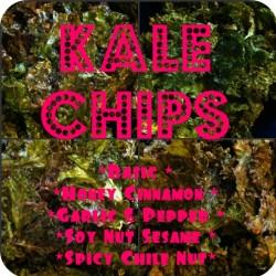 kale chipssss