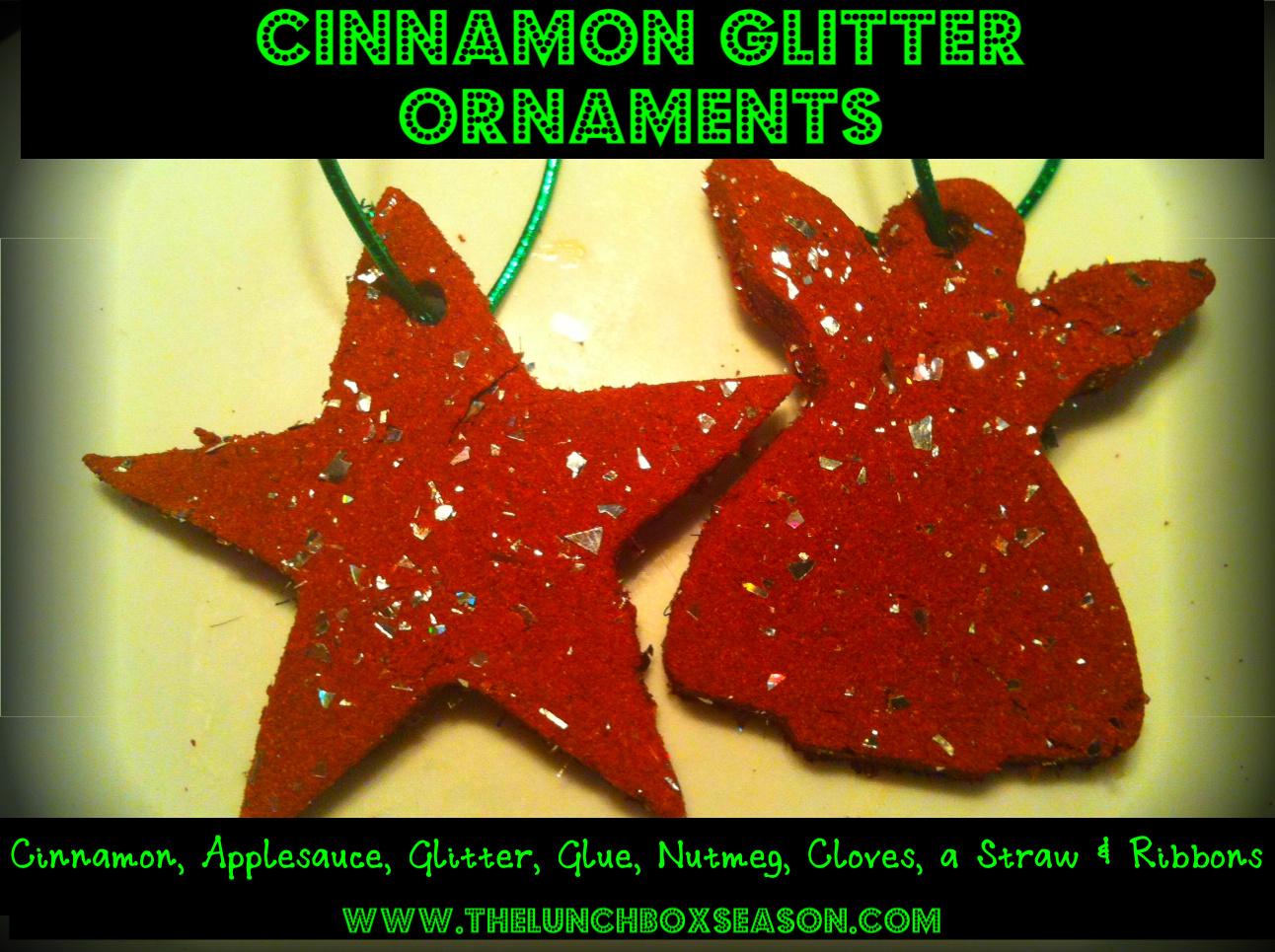 cinnamonglitterornaments