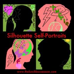 silhouette self-portraits