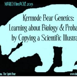 KERMODE BEAR GENETICS HEADER