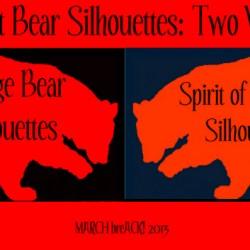 Spirit Bear Silhouettes Header