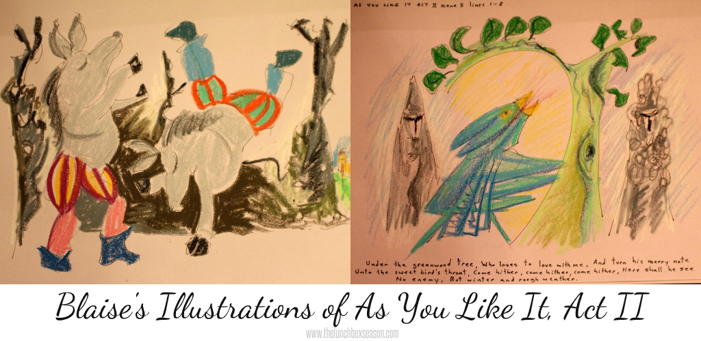 Blaise's Illustrations