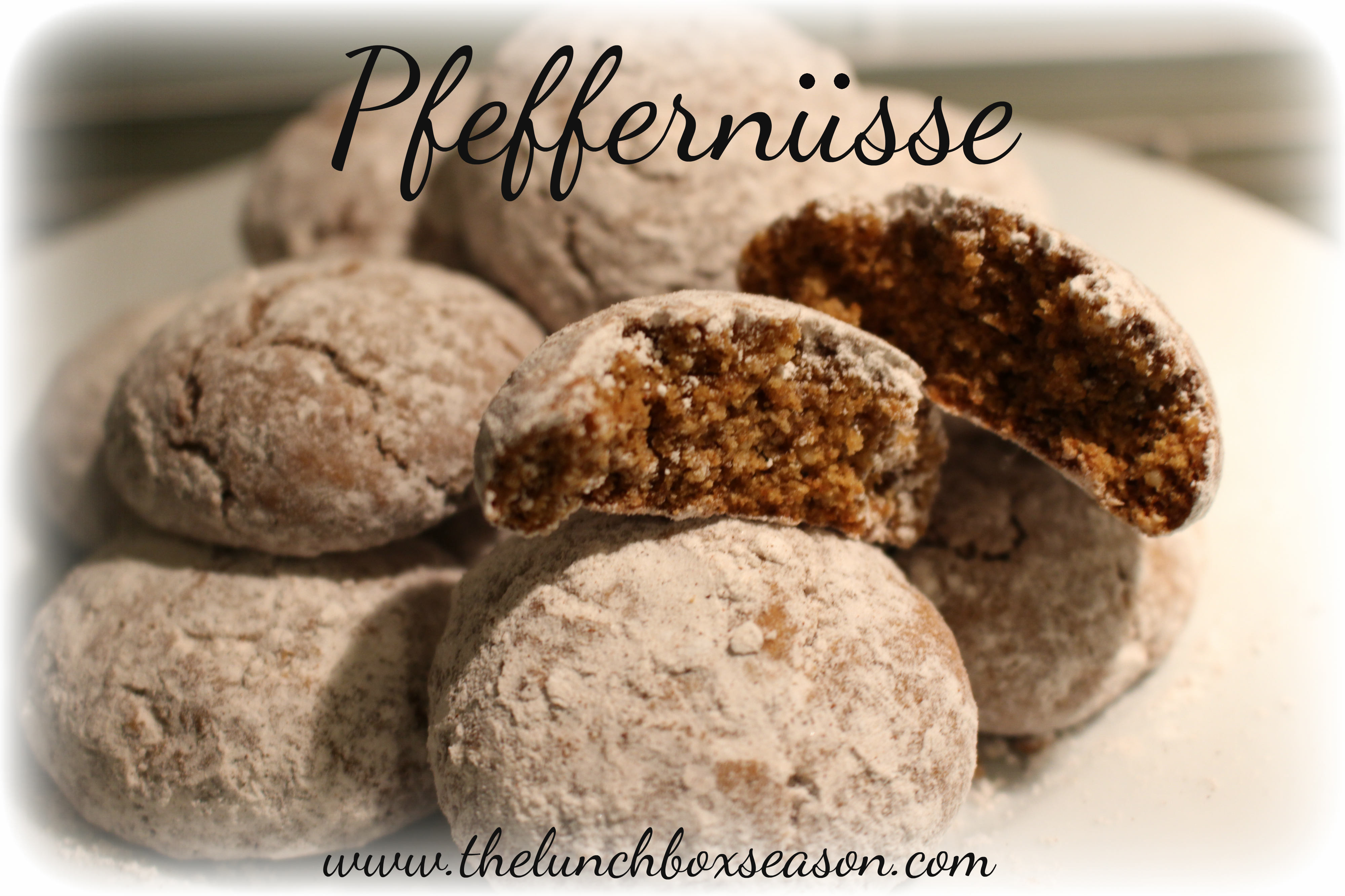 Pfeffernusse Recipe