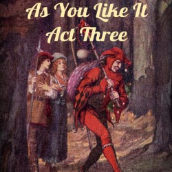 as you like it act 1