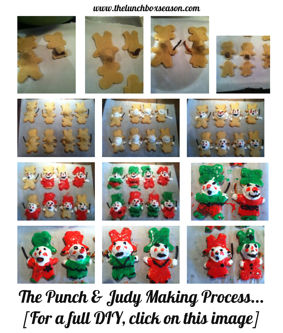 The Punch Making Process