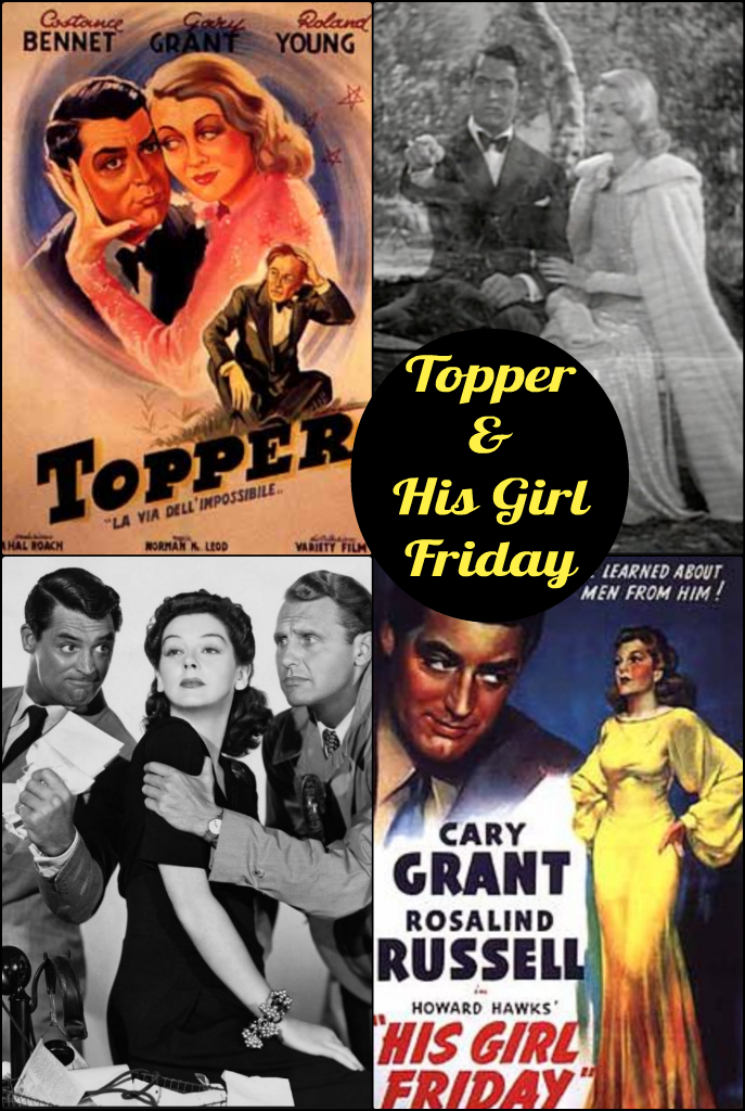 Topper and His Girl Friday