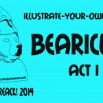 Illustrate your own books bearicles 1