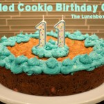 Loaded Cookie Cake