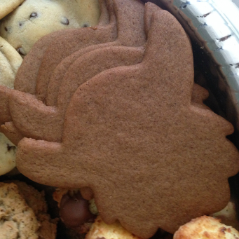 Viking Molasses Cookie