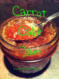 Recipe For Carrot Cake Jam Using Powdered Pectin
