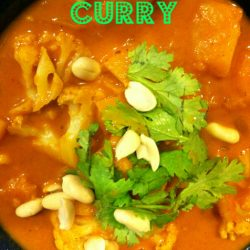 cheater's curry