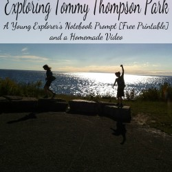 Exploring Tommy Thompson Park