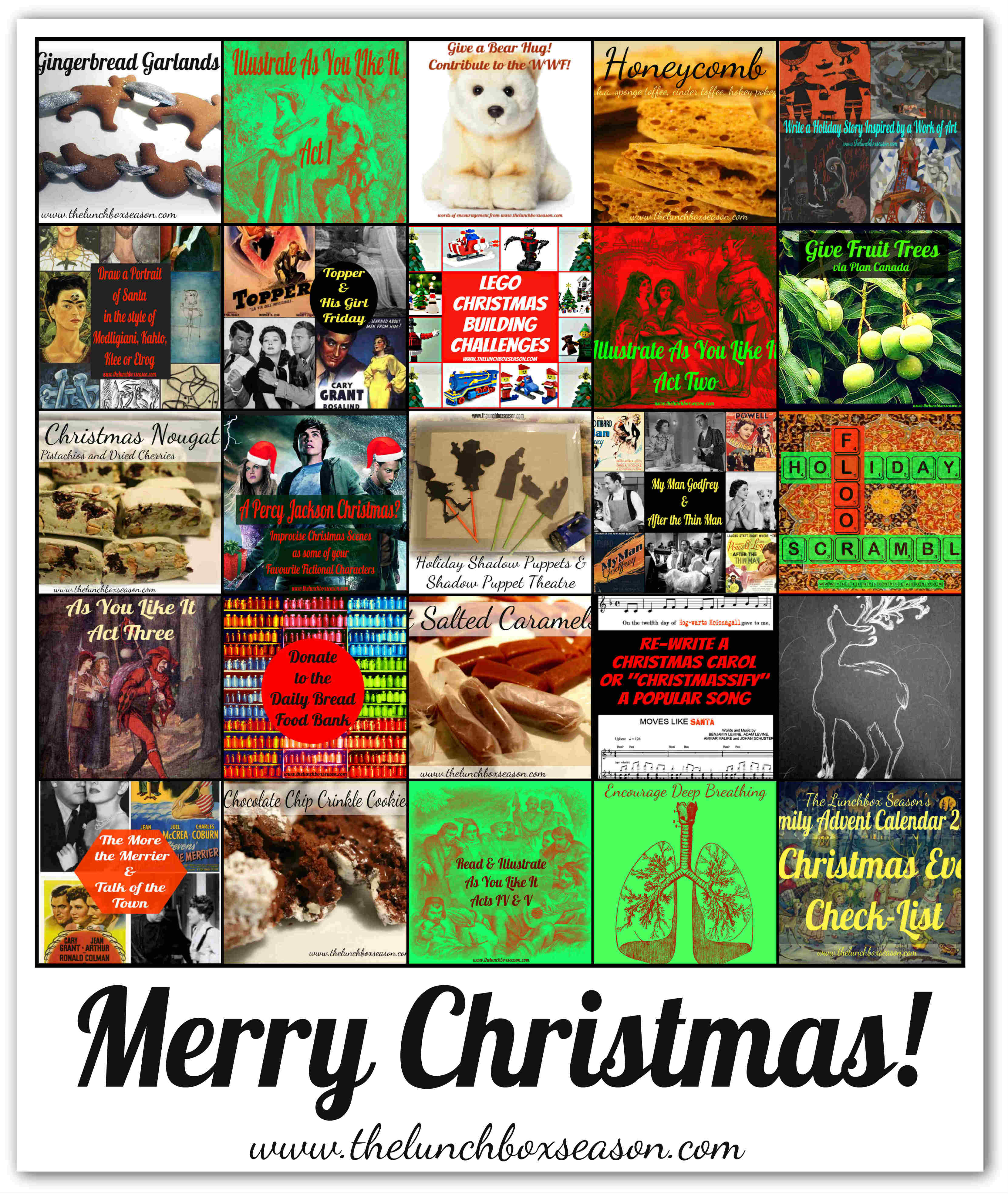 Christmas Polaroid 2013