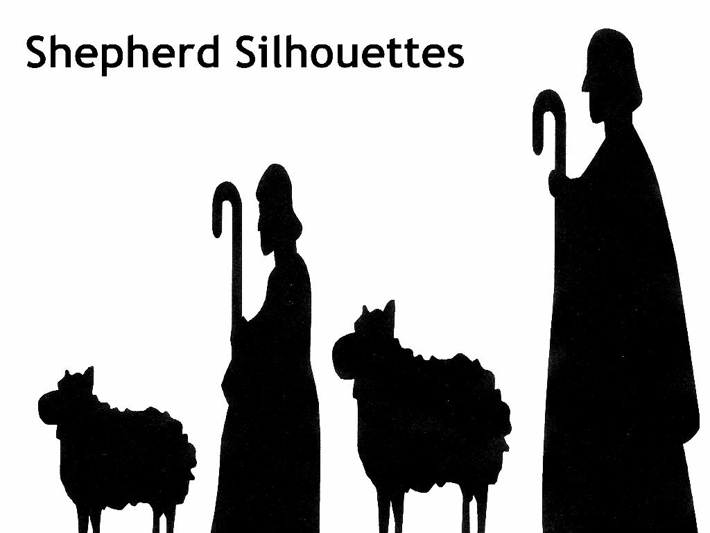 Shepherd-Silhouettes 1