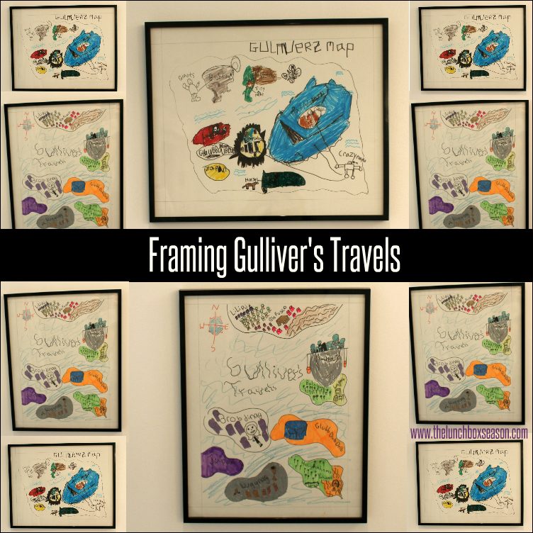 Framing Gulliver's Travels