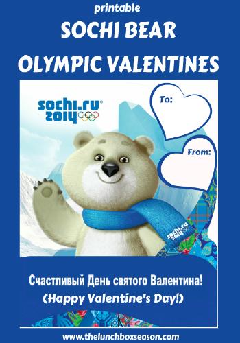 Sochi bear