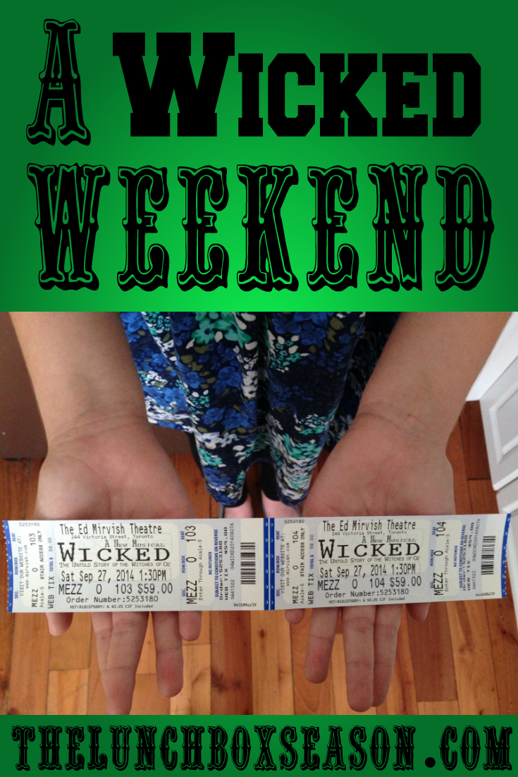 A Wicked Weekend