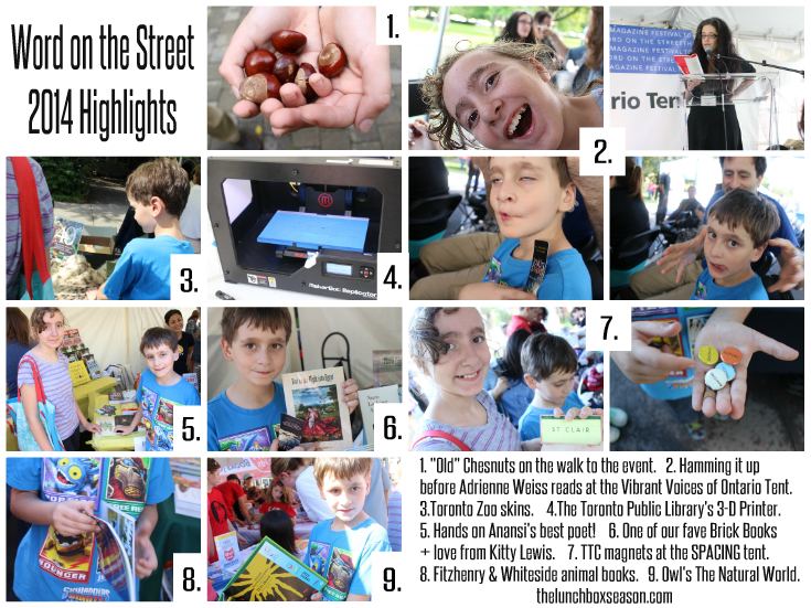 Word on the Street Highlights