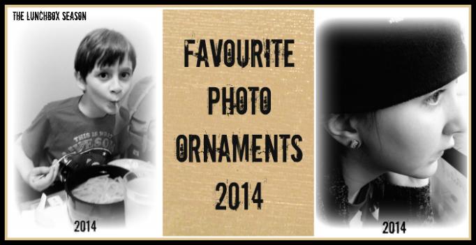 Fave Photo Ornaments 2014