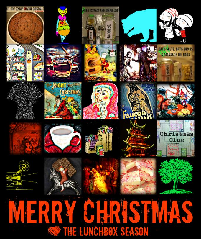 Merry Christmas, Love, The Lunchbox Season