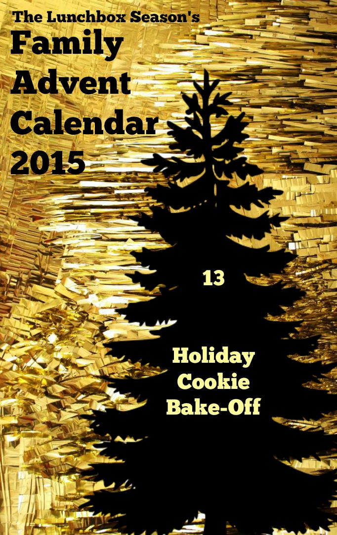 13 Holiday Cookie Bake Off
