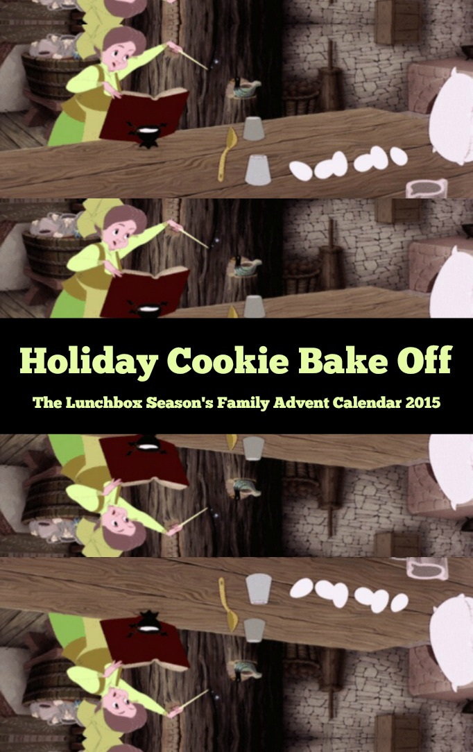 Holiday Cookie Bake off