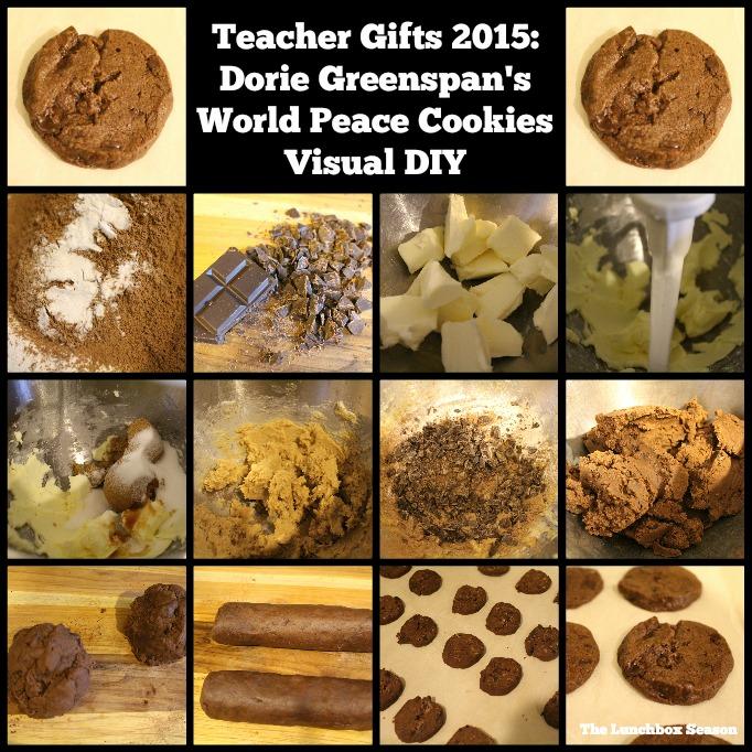 World Peace Cookies Visual DIY