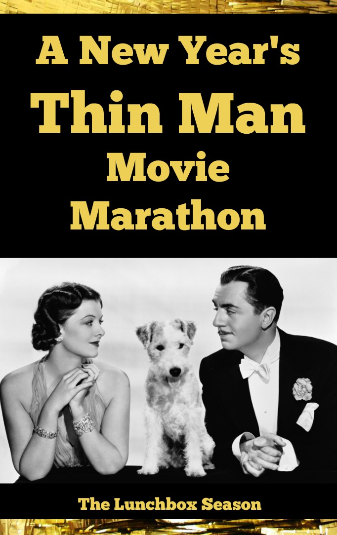 New Years Thin Man Movie Marathon
