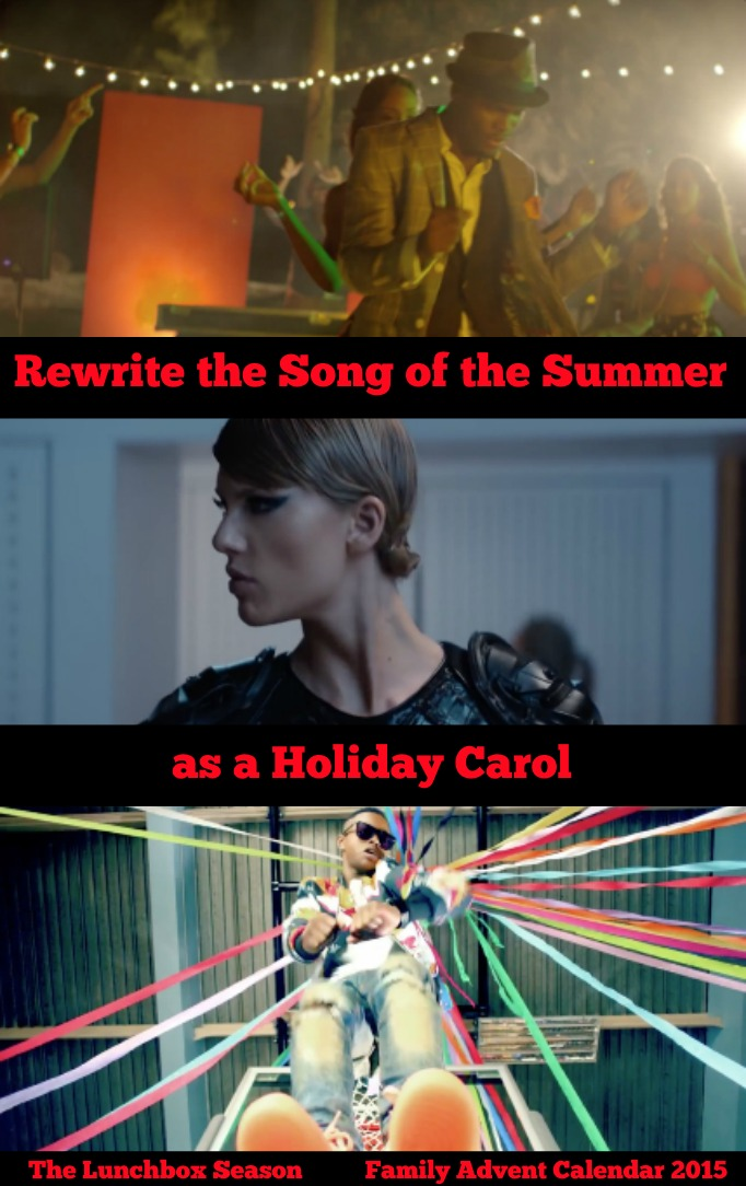 Rewrite the Song of the Summer People
