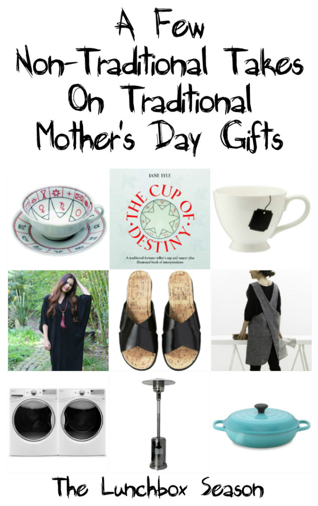 A Few Non-Traditional Takes on Traditional Mother's Day Gifts from The Lunchbox Season