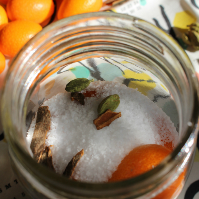 3 Preserved Kumquat DIY