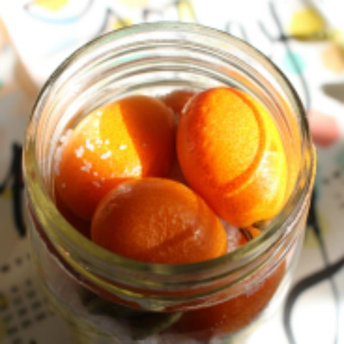 4 Preserved Kumquat DIY