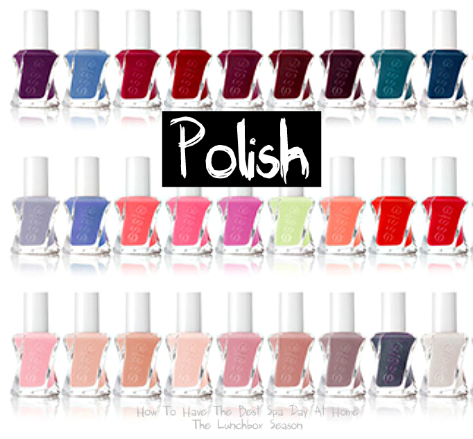 Polish How To Have the Best Spa Day at Home