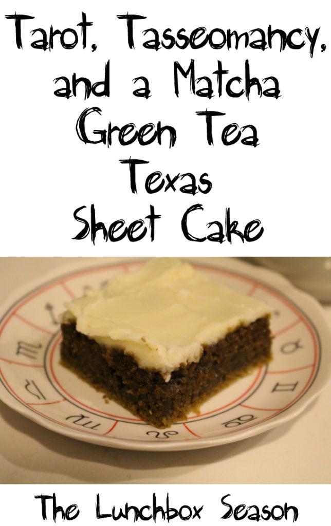 tarot-tasseomancy-and-a-matcha-green-tea-texas-sheet-cake